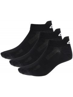 Women's socks (3 pairs) SOD253 - black + black + black