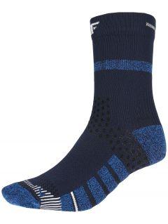 Men's socks SOM102 - navy