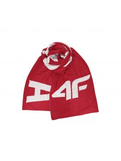 Women's scarf SZD202 - red