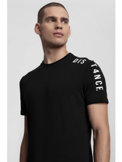 Men's T-shirt TSM289 - black