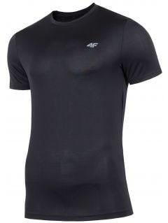 Men's active T-shirt TSMF300 - black