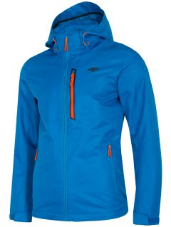 Men's functional jacket KUMT003 - blue