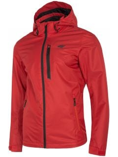 Men's functional jacket KUMT003 - red