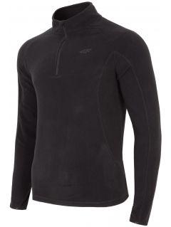 Men's fleece underwear BIMP001 - black