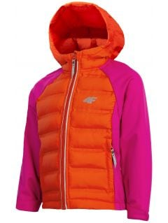 GIRL'S SOFTSHELL JSFD300