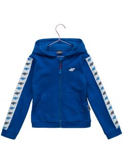 Hoodie for younger children (boys) JBLM104 - cobalt blue