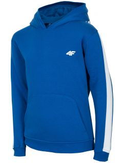 Hoodie for older children (boys) JBLM211 - cobalt blue