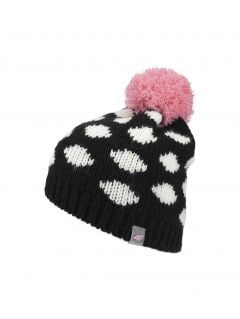 Hat for older children (girls) JCAD209 - multicolor