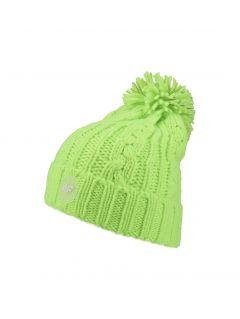 Hat for older children (boys) JCAM224 - fresh green