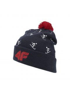 Hat for older children (boys) JCAM255 - navy