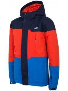 Ski jacket for older children (boys) JKUMN408 - navy