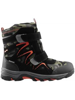 Winter boots for older children (boys) JOBMW403 - multicolor