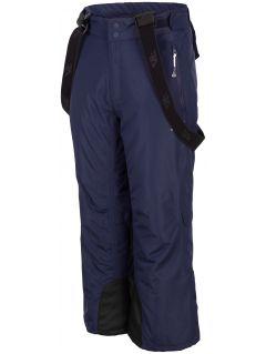Ski pants for older children (boys) JSPMN400 - navy