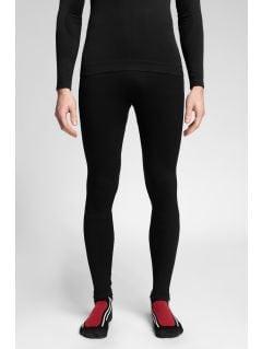 Men's seamless underwear (bottom) 4Hills BIMB101D - black