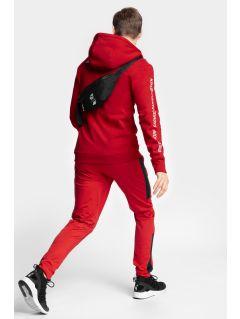 Men's hoodie 4Hills BLM100 - red