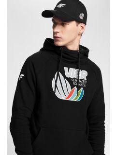 Men's hoodie 4Hills BLM101 - black