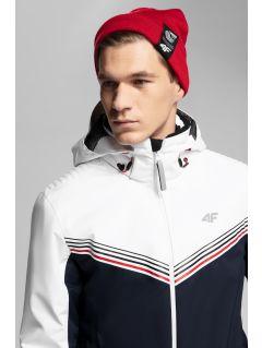 Men's ski jacket 4Hills KUMN100 - navy