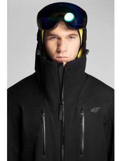 0c979c0c9e Men s ski jacket 4Hills KUMN101 - black