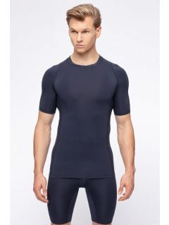 Men's base layer shirt 4FPro TSMF400 - navy