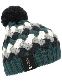 Unisex hat Kamil Stoch collection CAU501 - sea green