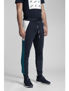 Men's sweatpants Kamil Stoch Collection SPMD500 - navy