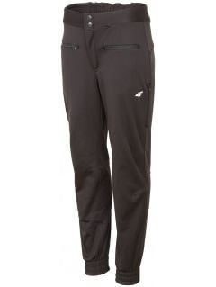 Women's trekking pants SPDT201 - black
