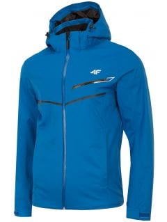 Men's jacket KUM205 - blue