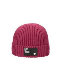 Men's hat CAM203 - burgundy