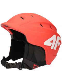 Men's ski helmet KSM251 - neon red