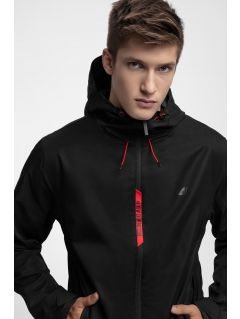 Men's urban jacket KUM204 - black