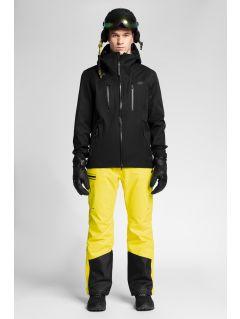 Men's ski jacket HQ Performance KUMN151 - black