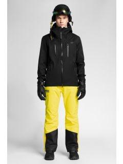 0ff2a9b201 Men s ski jacket HQ Performance KUMN151 - black