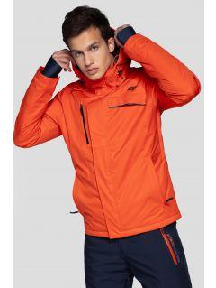 c8f3fc3fe5 Men s ski jacket KUMN253 - orange