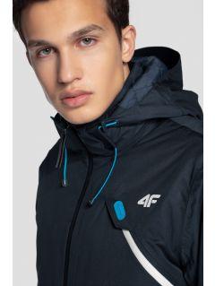 a3242a8036 Men s ski jacket KUMN255 - navy
