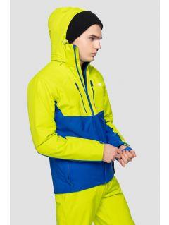 cf7db61c5e Men s ski jacket KUMN258 - fresh green