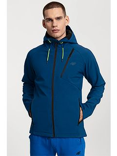 Men's softshell jacket SFM300 -  navy