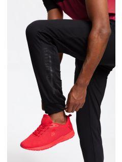 Men's active pants SPMTR202 - black