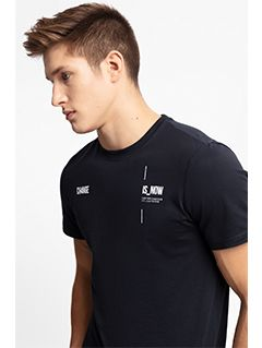 Men's T-shirt TSM209 - navy
