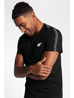 Men's T-shirt TSM211 - black
