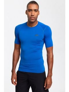 Men's active T-shirt TSMF202 - cobalt blue