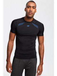 Men's active T-shirt TSMF203A - black