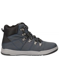 Autumn boots for older children (boys) JOBMA203 - navy