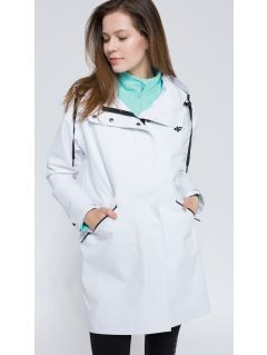 Women's functional jacket KUDT201 - white