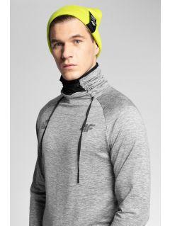 Men's thermal underwear 4Hills BIMD100 - grey melange
