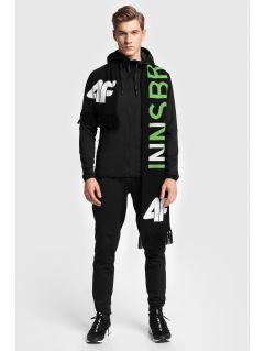 Men's active hoodie 4Hills BLMF200 - black