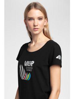 Women's T-shirt 4Hills TSD101 - black