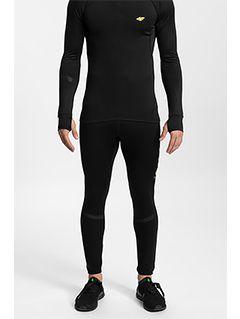 Men's active pants 4FPro Skirunning SPMF400 - black