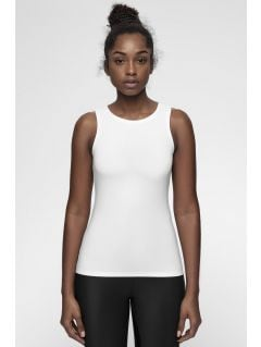Women's base layer shirt 4FPro TSD400 -  white