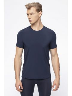 Men's base layer shirt 4FPro TSM400 - navy