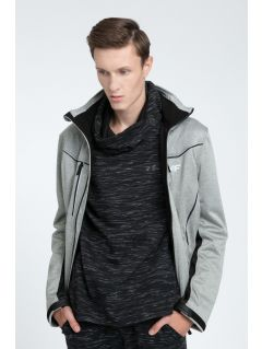 Men's softshell SFM005 - grey melange